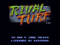 Rival Turf! Wii