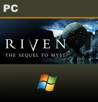 Riven: The Sequel to MYST PC