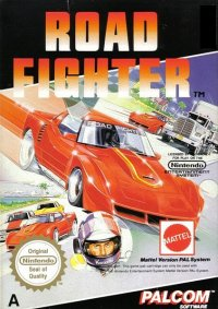 Road Fighter NES
