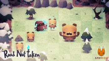 Road Not Taken, un nuevo indie anunciado para PS4, PS Vita y PC