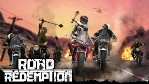 Road Redemption llegará a Nintendo Switch