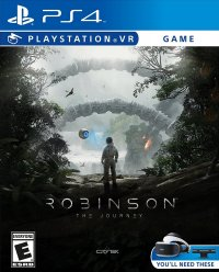 Robinson: The Journey PS4