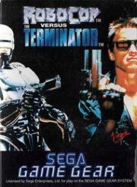 RoboCop Versus The Terminator Game Gear