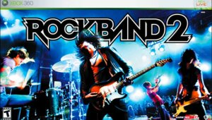 Track Pack Volumen 2 para Rock Band