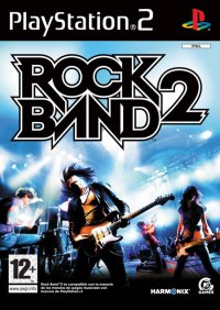 Rock Band 2 Playstation 2