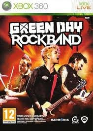 Rock Band: Green Day Xbox 360