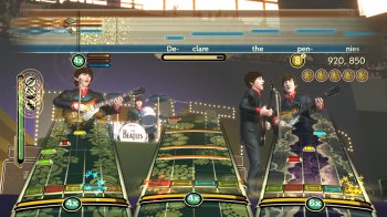 Los instrumentos de GH: World Tour son compatibles con Rock Band: The Beatles