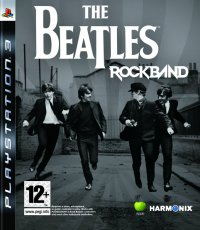 Rock Band: The Beatles PS3