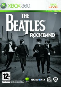 Rock Band: The Beatles Xbox 360