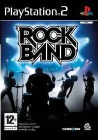 Rock Band Playstation 2
