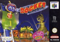 Rocket: Robot on Wheels Nintendo 64