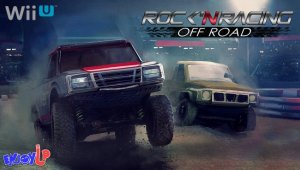 Anunciado oficialmente Rock'N Racing Off Road para Wii U