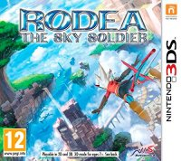 Rodea: The Sky Soldier Nintendo 3DS