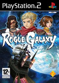Rogue Galaxy Playstation 2