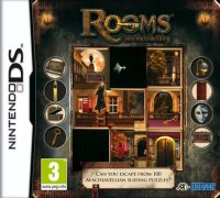 Rooms: The Main Building Nintendo DS