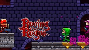 Regalamos 5 copias de Roving Rogue para Wii U