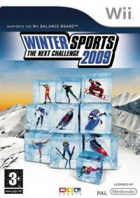 RTL Winter Sports 2009 Wii