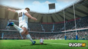Anunciado Rugby 18 para PlayStation 4, Xbox One y PC