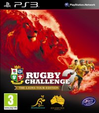 Rugby Challenge 2: The Lions Tour Edition PS3