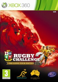 Rugby Challenge 2: The Lions Tour Edition Xbox 360
