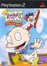 Rugrats: Rescate Real Playstation 2