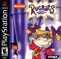 Rugrats: Totally Angelica Playstation