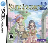 Rune Factory 2 Nintendo DS