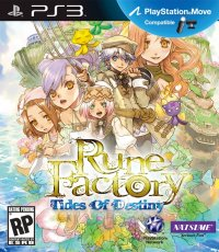 Rune Factory Oceans PS3