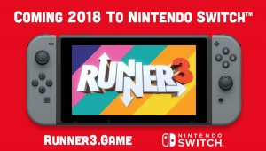 Runner3 entra en fase Gold; llegará a Nintendo Switch y PC