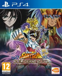 Saint Seiya Soldiers' Soul PS4