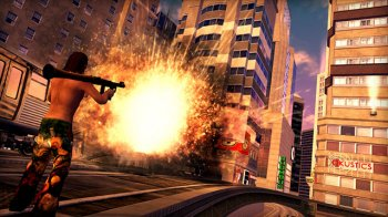THQ no está desarrollando Saints Row: Drive-By