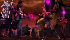 Saints Row: Gat out of Hell adelanta su estreno