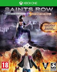 Saints Row: Gat out of Hell Xbox One
