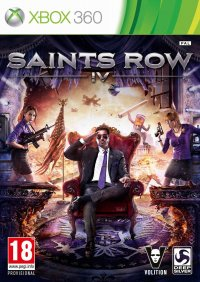 Saints Row IV Xbox 360