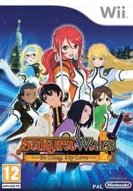 Sakura Wars: So Long My Love Wii