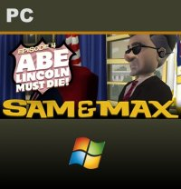 Sam & Max 104: Abe Lincoln Must Die! PC