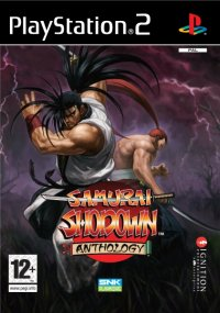 Samurai Shodown Anthology Playstation 2