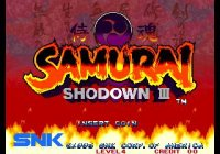 Samurai Showdown III Wii