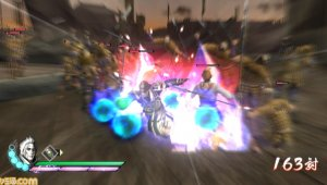 Primeras capturas de Samurai Warriors 3 exclusivo de Wii