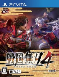 Samurai Warriors 4 PS Vita