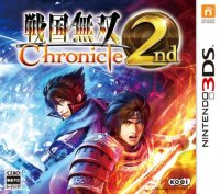 Samurai Warriors Chronicles 2nd Nintendo 3DS