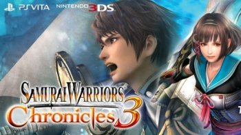 Samurai Warriors Chronicles 3 llegará a Europa