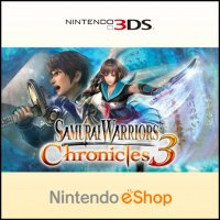 Samurai Warriors Chronicles 3nd Nintendo 3DS