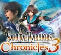 Samurai Warriors Chronicles 3nd PS Vita