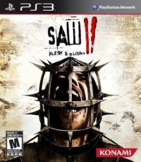 Saw II: Flesh & Blood PS3