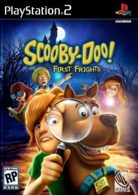 Scooby-Doo First Frights Playstation 2