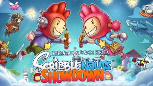 Scribblenauts Showdown llegará a Nintendo Switch, PS4 y Xbox One el 9 de marzo