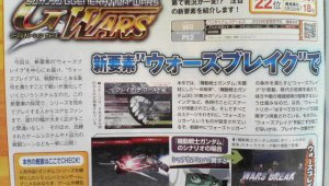 Nuevos scans de SD Gundam G Generation Wars