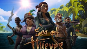 Top ventas juegos Reino Unido (24-03) Sea of Thieves navega al liderato