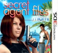 Secret Agent Files: Miami Nintendo 3DS